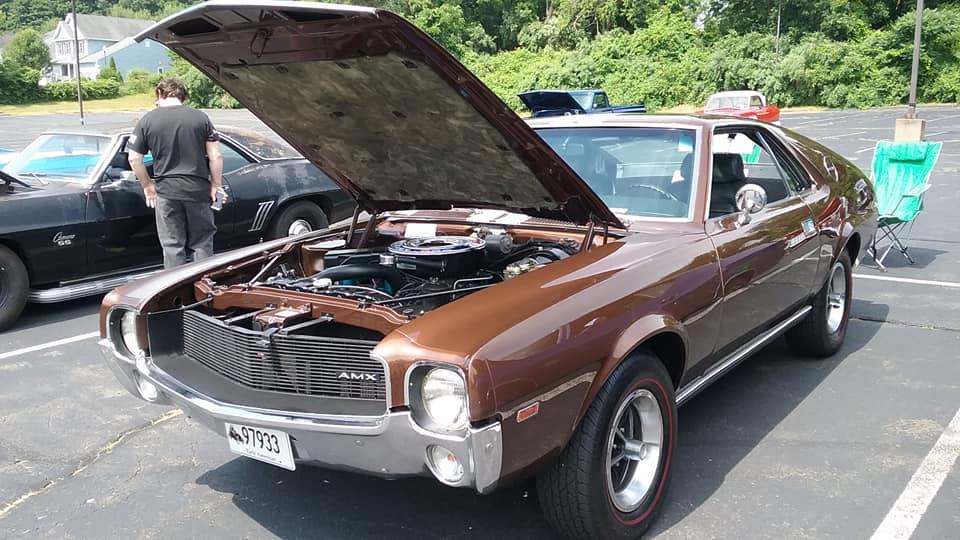 AJ's Car of the Day: 1968 American Motors Corporation (AMC) AMX