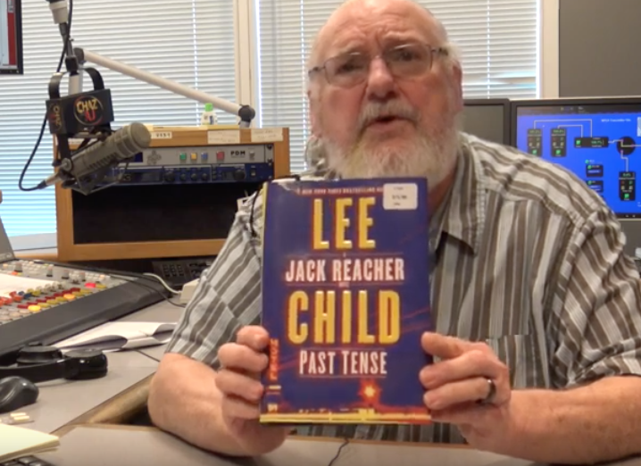 99.1 PLR Wiggy's Book of the Week: Past Tense by Lee Child
