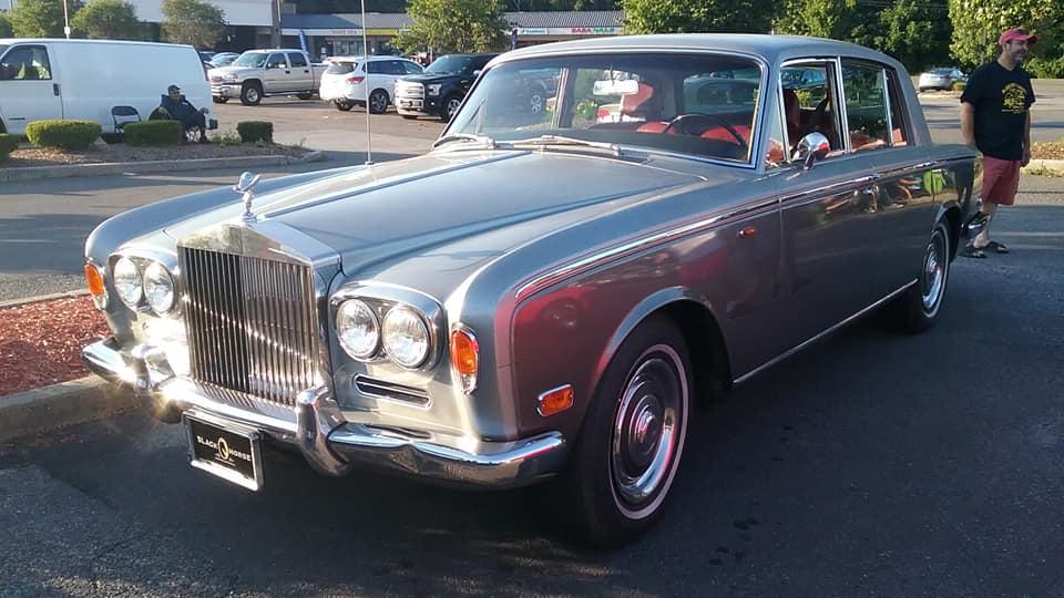 AJ's Car of the Day: 1972 Rolls-Royce Silver Shadow