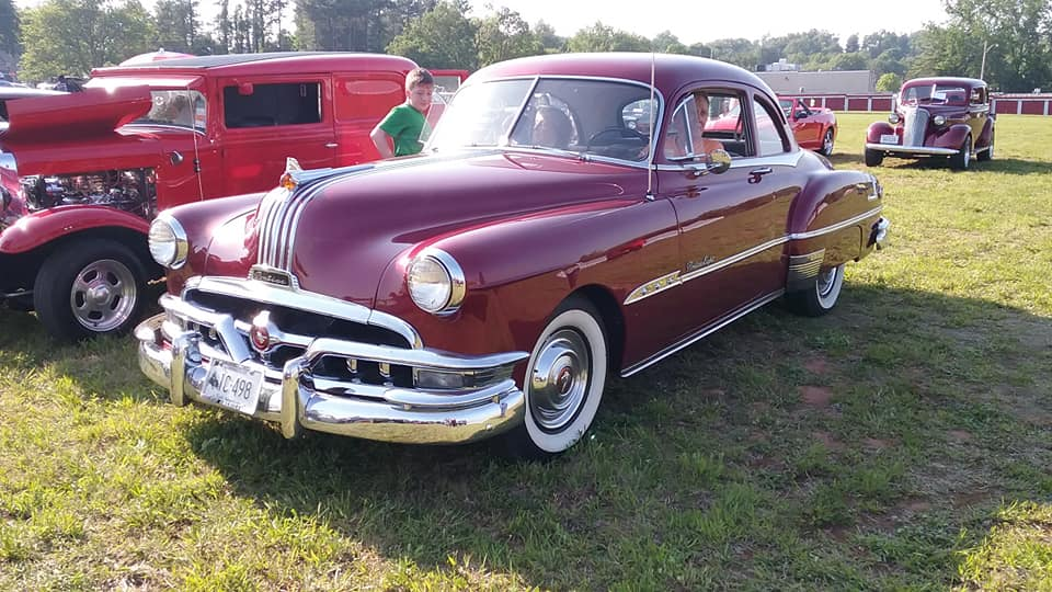 AJ's Car of the Day: 1951 Pontiac Chieftain Deluxe Coupe