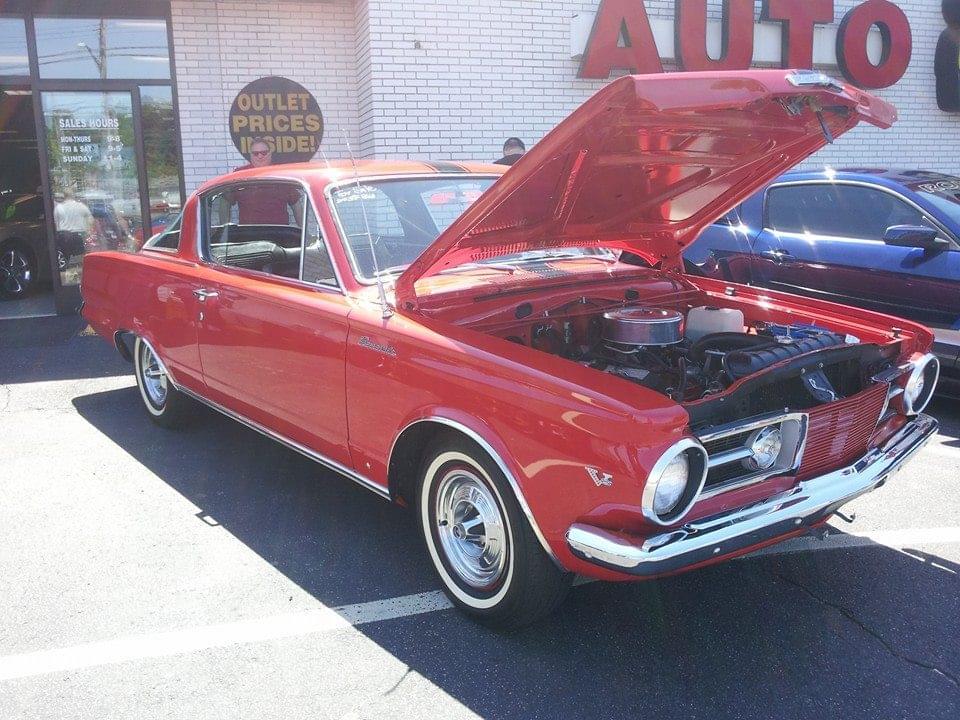 AJ's Car of the Day: 1965 Plymouth Barracuda