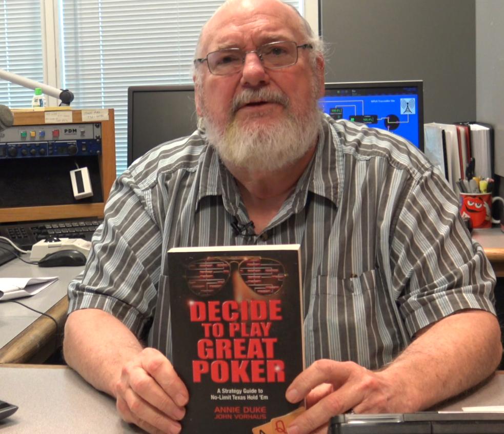 "Wiggy's Books: Annie Duke's ""Decide to Play Great Poker"""