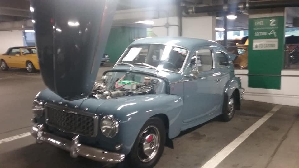 AJ's Car of the Day: 1965 Volvo PV544 Sedan