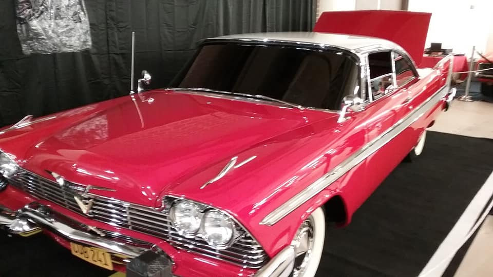 """AJ's Car of the Day: 1958 Plymouth Fury """"Christine"""""""