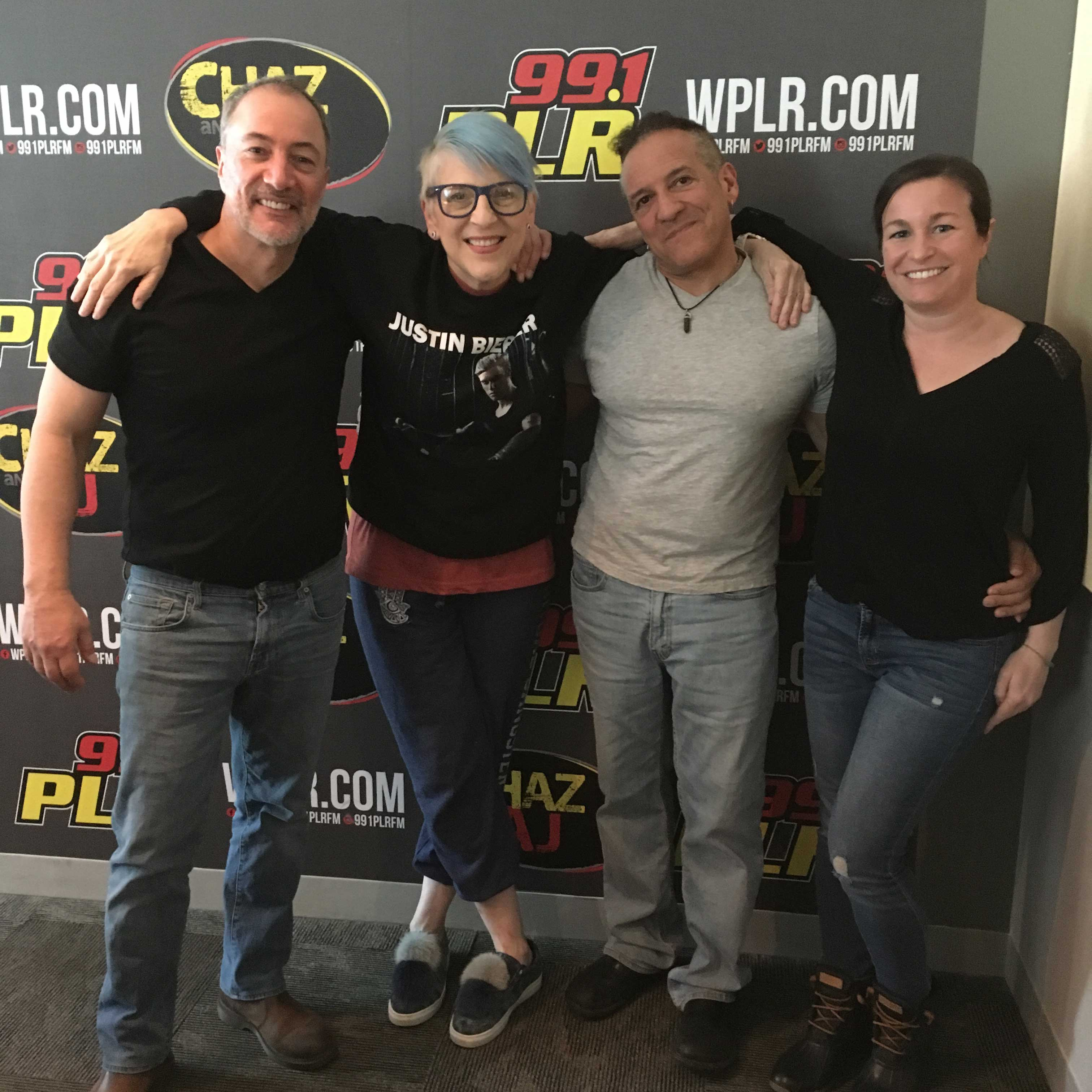 Wednesday, February 13: Celebrating 16 Years On PLR And Lisa Lampanelli Stops By