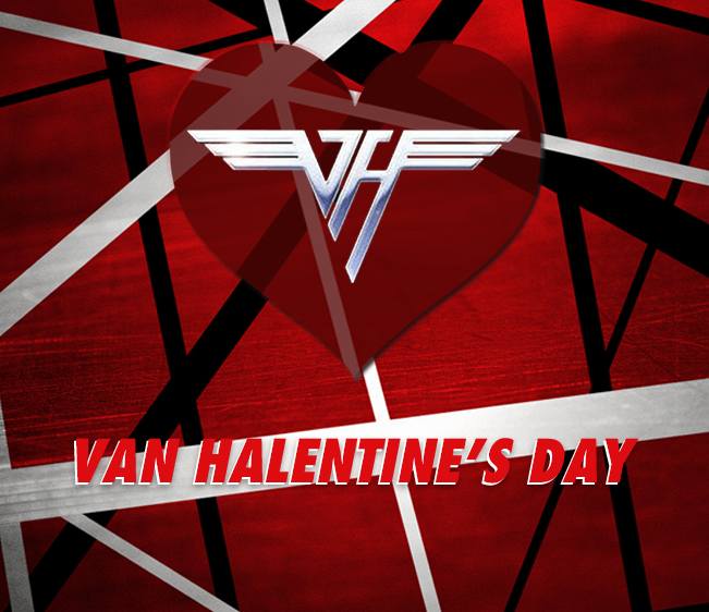 99.1 PLR Van Halentine's Day Full List