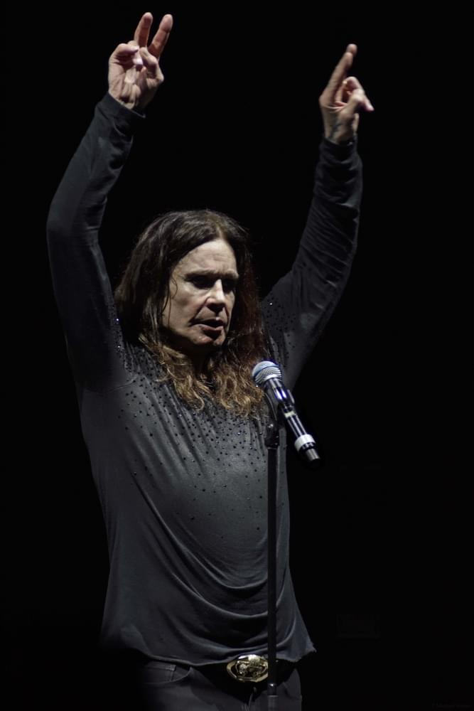 Ozzy Is Back To Breathing On His Own