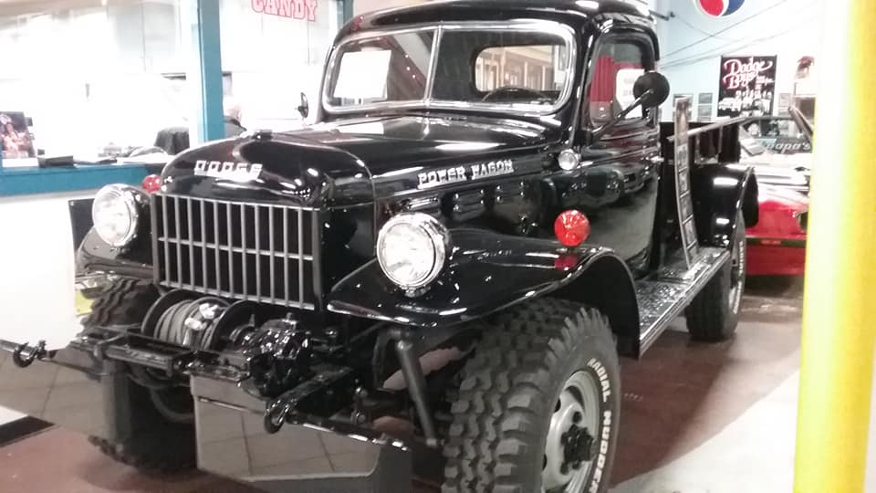 AJ's Car ( Or in this case, truck ) of the Day: 1953 Dodge Power Wagon