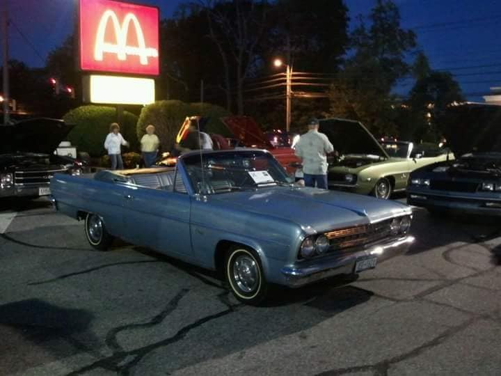 AJ's Car of the Day: 1963 Oldsmobile Cutlass F-85 Convertible