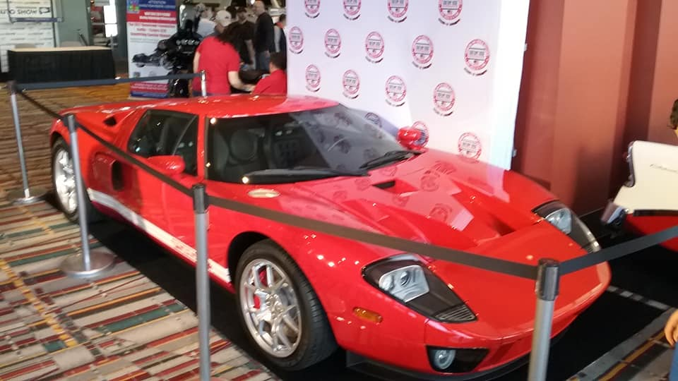 """AJ's """"Badass Friday"""" Car of the Day: 2005 Ford GT"""