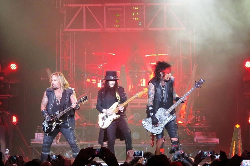 Mötley Crüe Release Trailer To Film Version Of Their Memoir