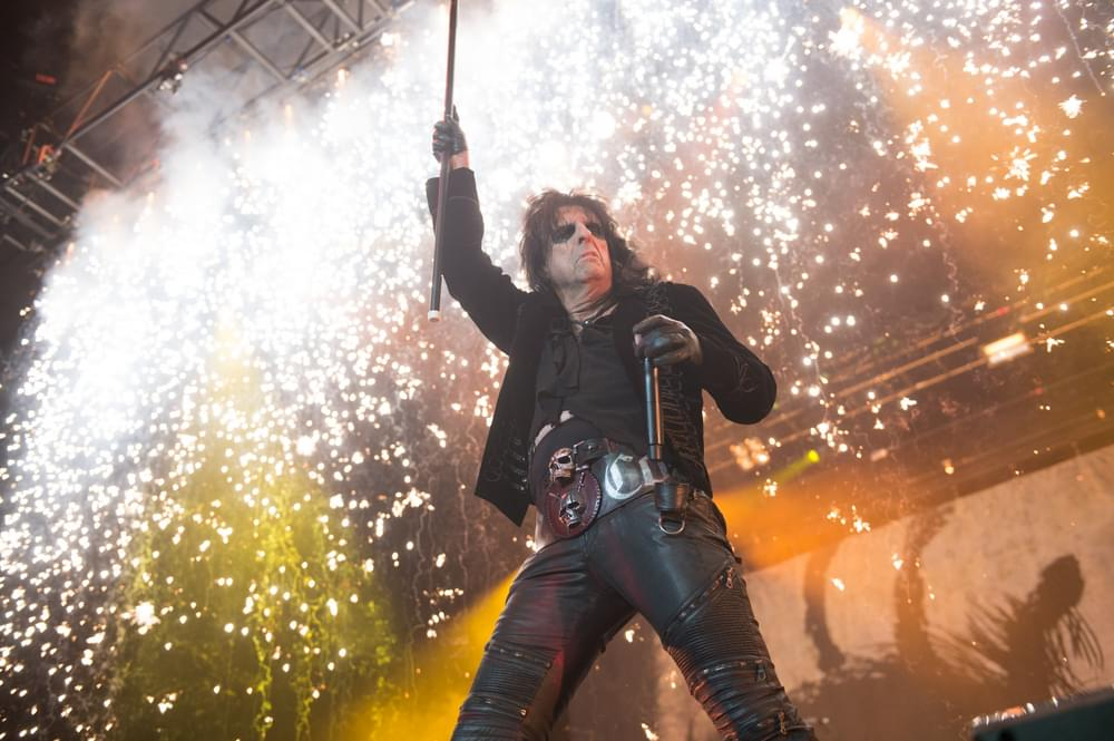 Alice Cooper Knows Who He Wants To Play Him In Movie