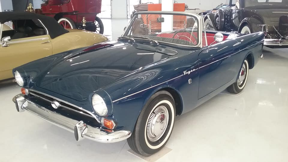 AJ's Car of the Day: 1965 Sunbeam Tiger