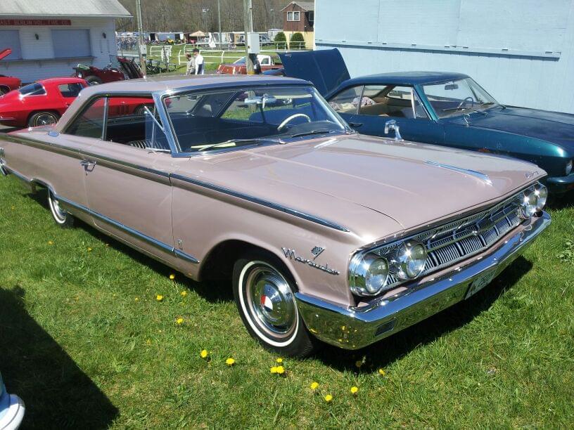 AJ's Car of the Day: 1963½ Mercury Marauder 2-Door Hardtop