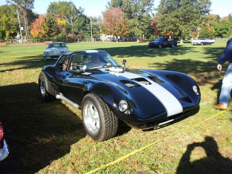 "AJ's ""Badass Friday"" Car of the Day: 1964 Bill Thomas Cheetah Coupe"