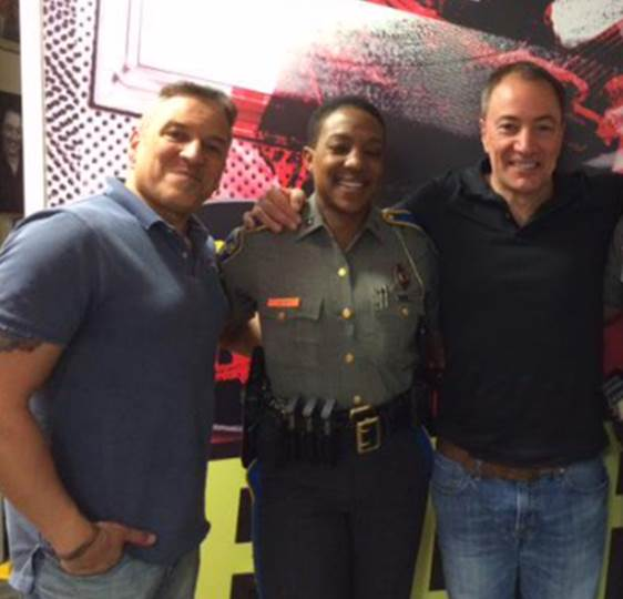 On Today's Show: How You Can Become A State Trooper, Help AJ Pick A New Show
