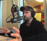 On Today's Chaz & AJ: Jamie Kennedy In Studio