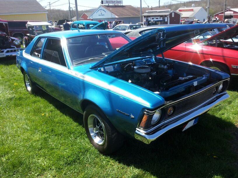 """AJ's """"Badass Friday"""" Car of the Day: 1971 AMC Hornet S/C 360"""