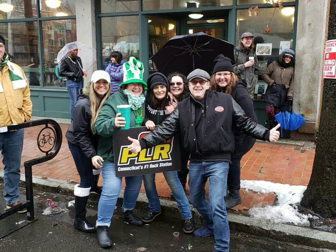 New Haven St. Patrick's Day Parade