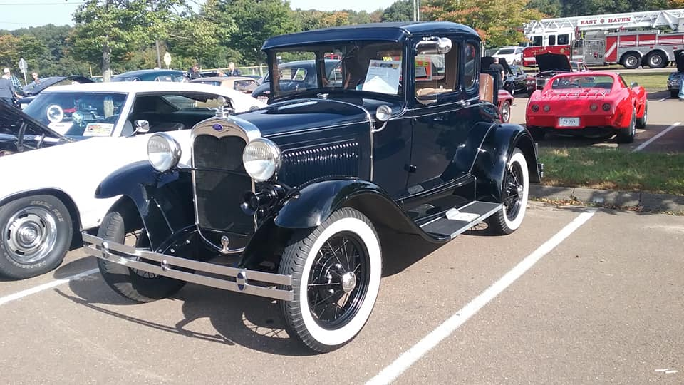 AJ's Car of the Day: 1930 Ford Model A 5-Window Rumble-Seat Coupe