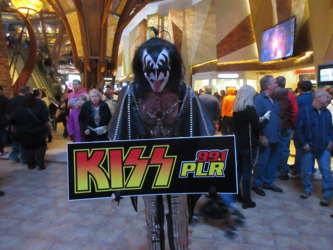 """PLR at Mohegan Sun for Kiss """"End of the Road"""" Tour"""