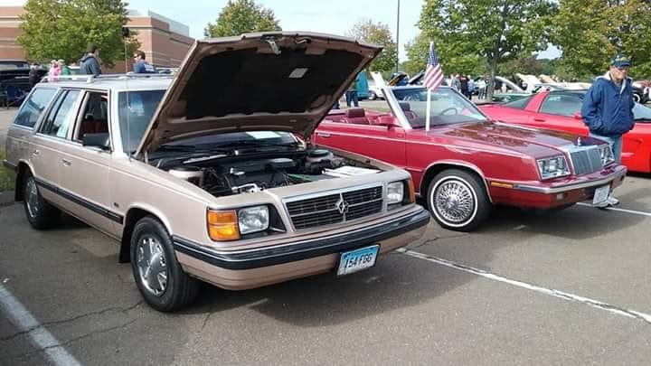 AJ's Car of the Day: 1988 Dodge Aries K Wagon