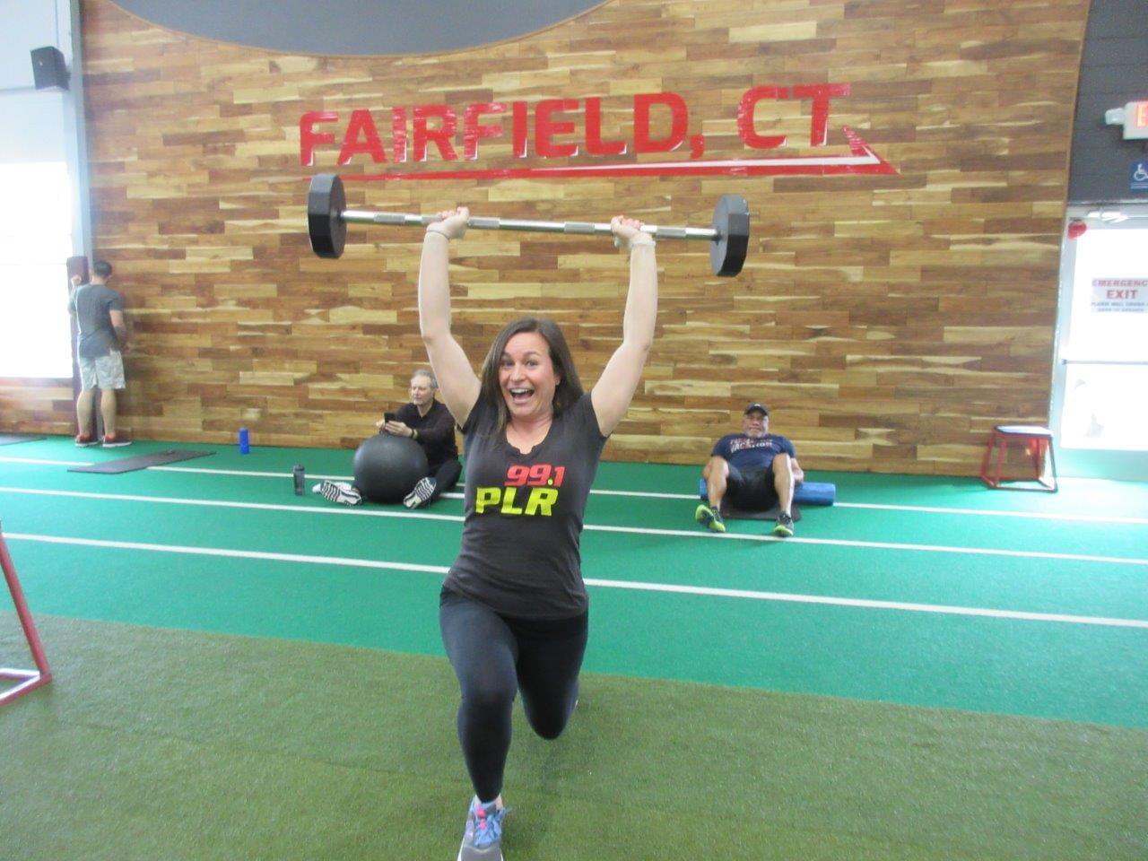 Edge Fitness Fairfield 3/30/19