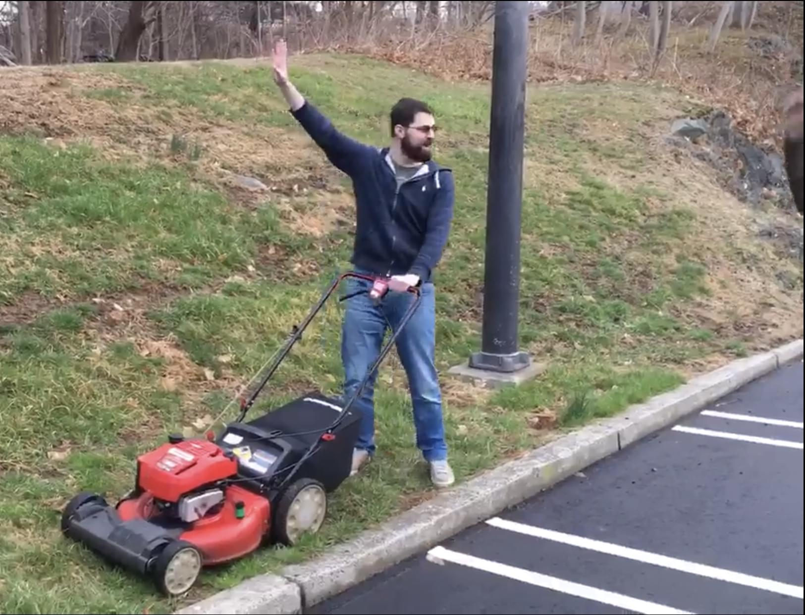 Wednesday, April 3: Phil Vs. The Lawn Mower – Round 2! Plus, AJ Takes On The Tribe