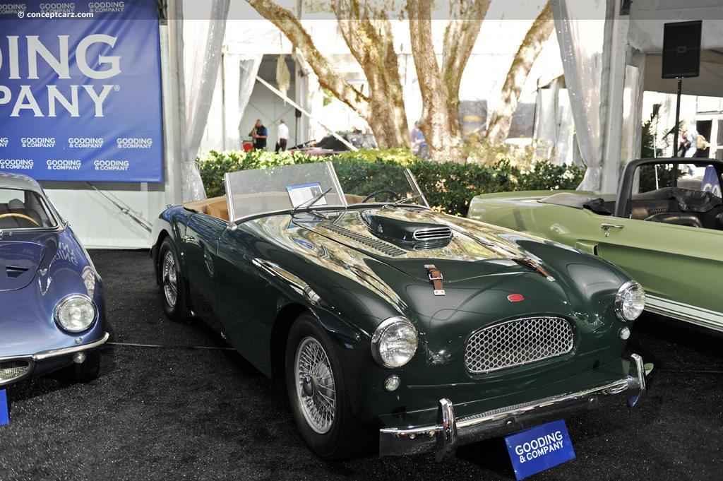 AJ's Car of the Day: 1953 Allard K3 Roadster