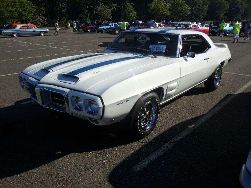 "AJ's ""Badass Friday"" Car of the Day: 1969 Pontiac Firebird Trans-Am Coupe"