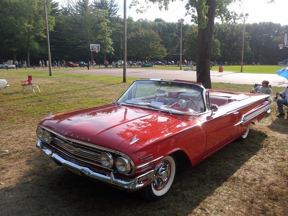 AJ's Car of the Day: 1960 Chevrolet Impala Convertible