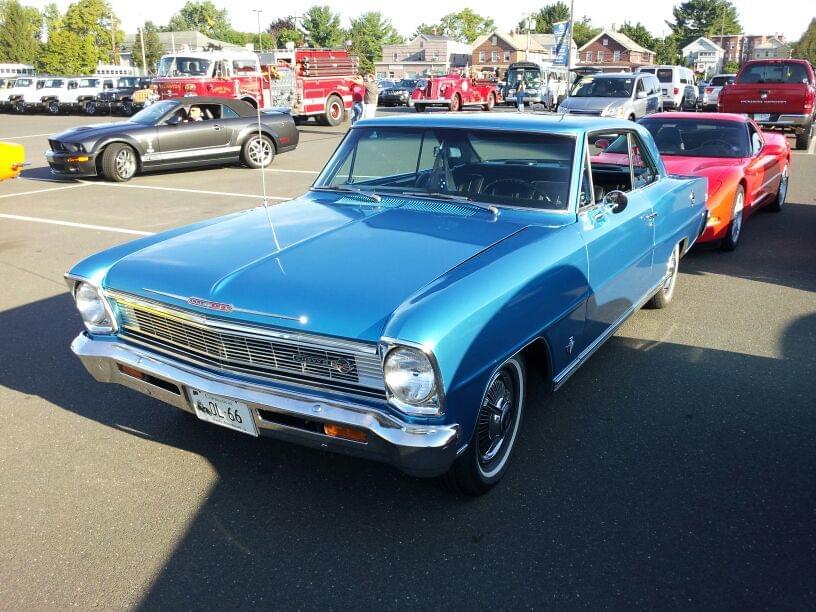 AJ's Car of the Day: 1966 Chevrolet Chevy II Nova Super-Sport Hardtop