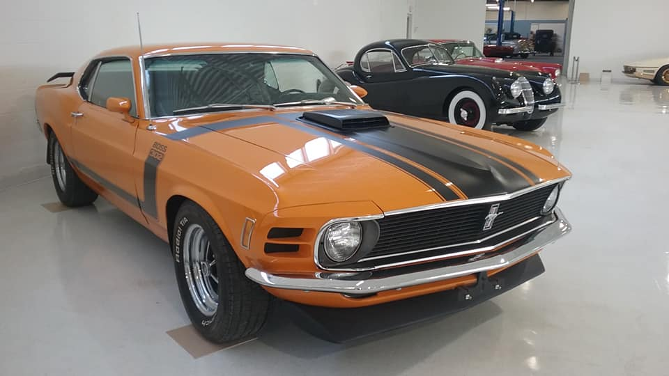 """AJ's """"Badass Friday"""" Car of the Day: 1970 Ford Mustang Boss 302"""