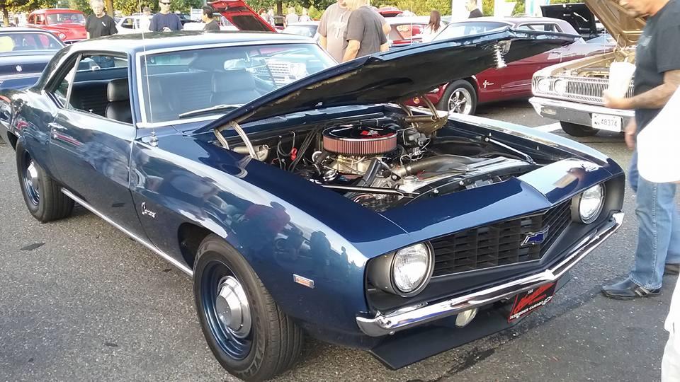 "AJ's ""Badass Friday"" Car of the Day: 1969 Chevrolet ""COPO"" Camaro Coupe"