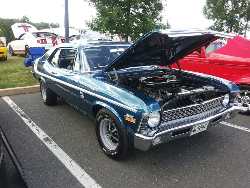 """AJ's """"Badass Friday"""" Car of the Day: 1970 Yenko Chevrolet Nova"""