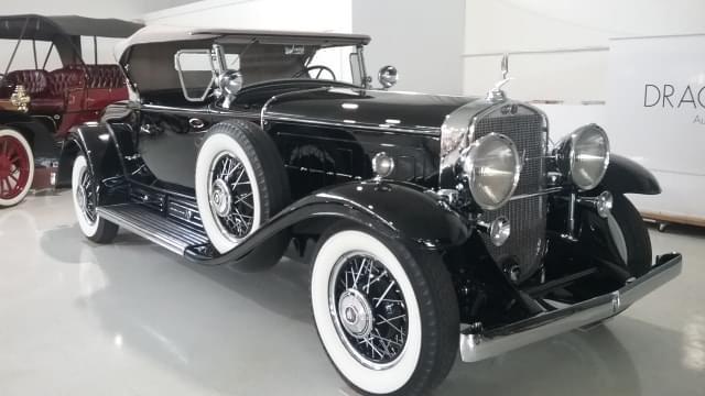 AJ's Car of the Day: 1930 Cadillac V16 Roadster