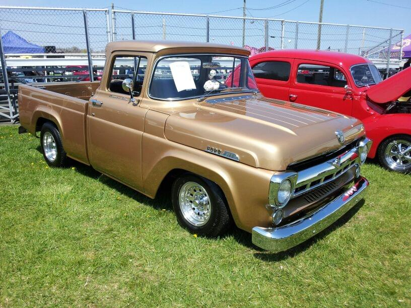 Aj S Car Or In This Case Truck Of The Day 1957 Ford F100 Pick