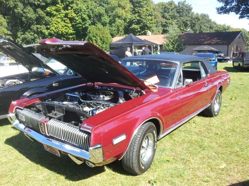 AJ's Car of the Day: 1968 Mercury Cougar