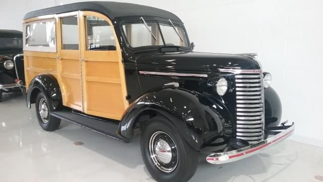 AJ's Car ( Or Truck ) of the Day: 1939 Chevrolet Suburban