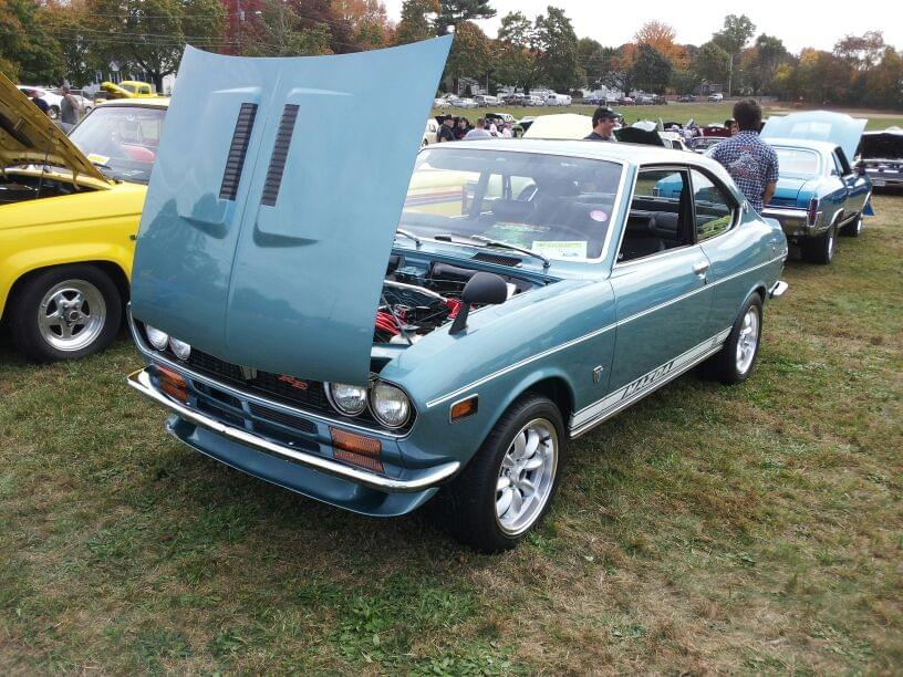 AJ's Car of the Day: 1973 Mazda RX2 Coupe