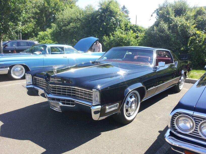 AJ's Car of the Day: 1968 Cadillac Eldorado