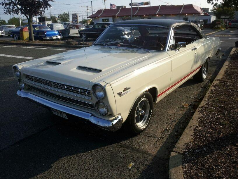 """AJ's """"Badass Friday"""" Car of the Day: 1966 Mercury Comet Cyclone GT 390 Hardtop Coupe"""