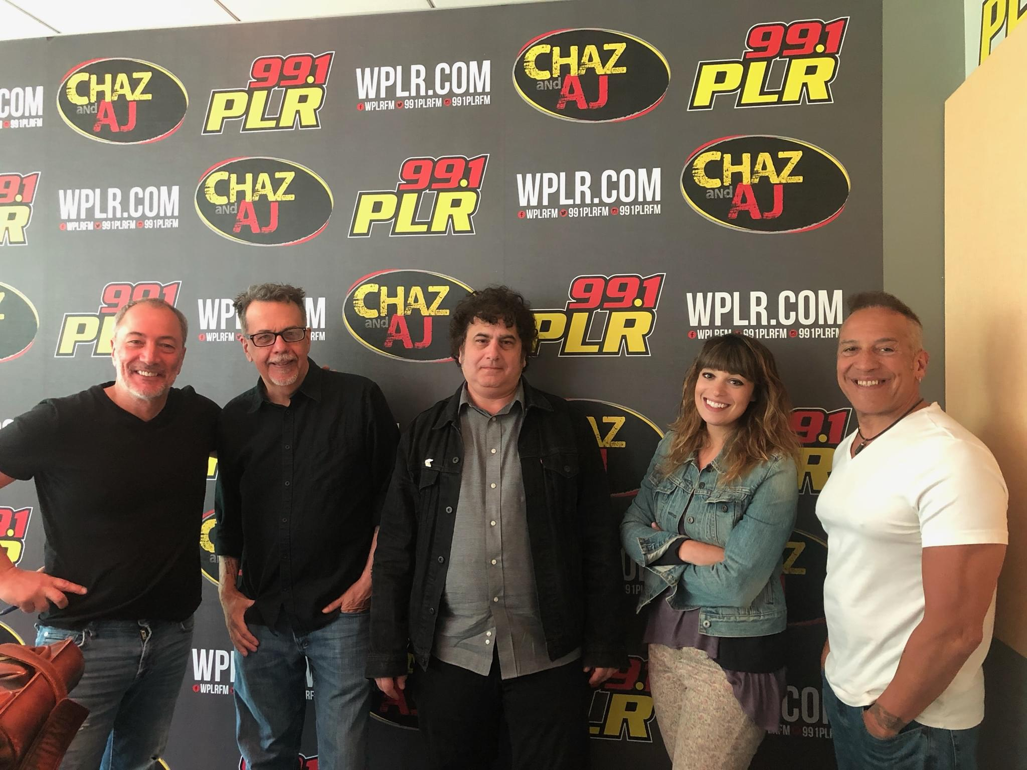 PODCAST – Tuesday, May 28: The Pizza Guys In Studio, AJ's Toothache, And The Public Emergency In Hamden