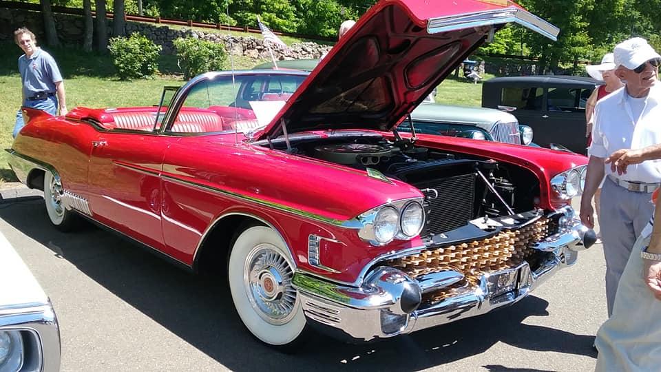 AJ's Car of the Day: '58 Cadillac Eldorado Biarritz Convertible