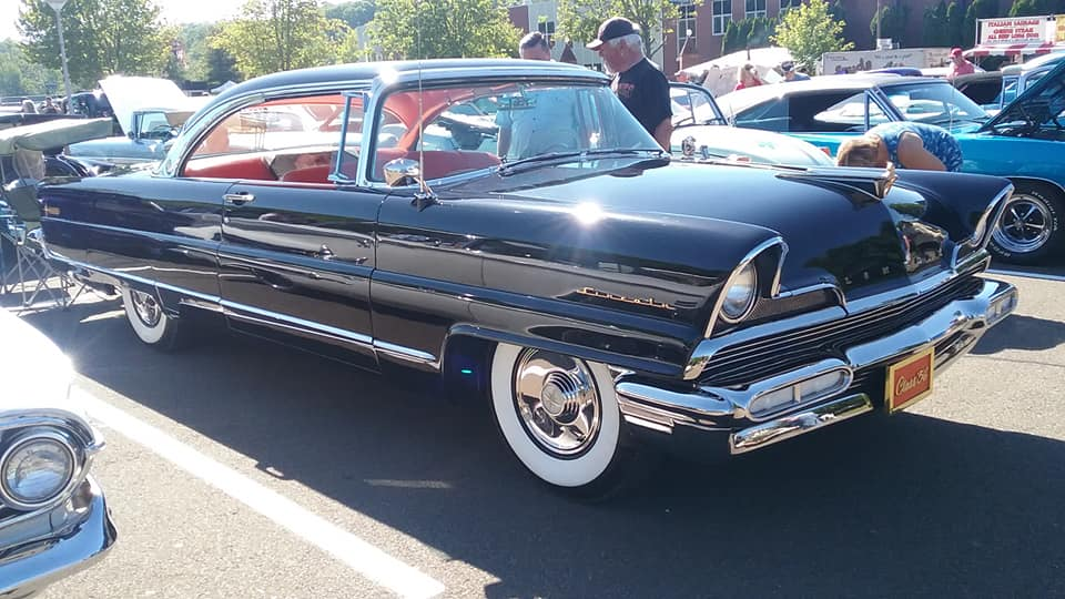 AJ's Car of the Day: '56 Lincoln Premiere Two-Door Hardtop Coupe