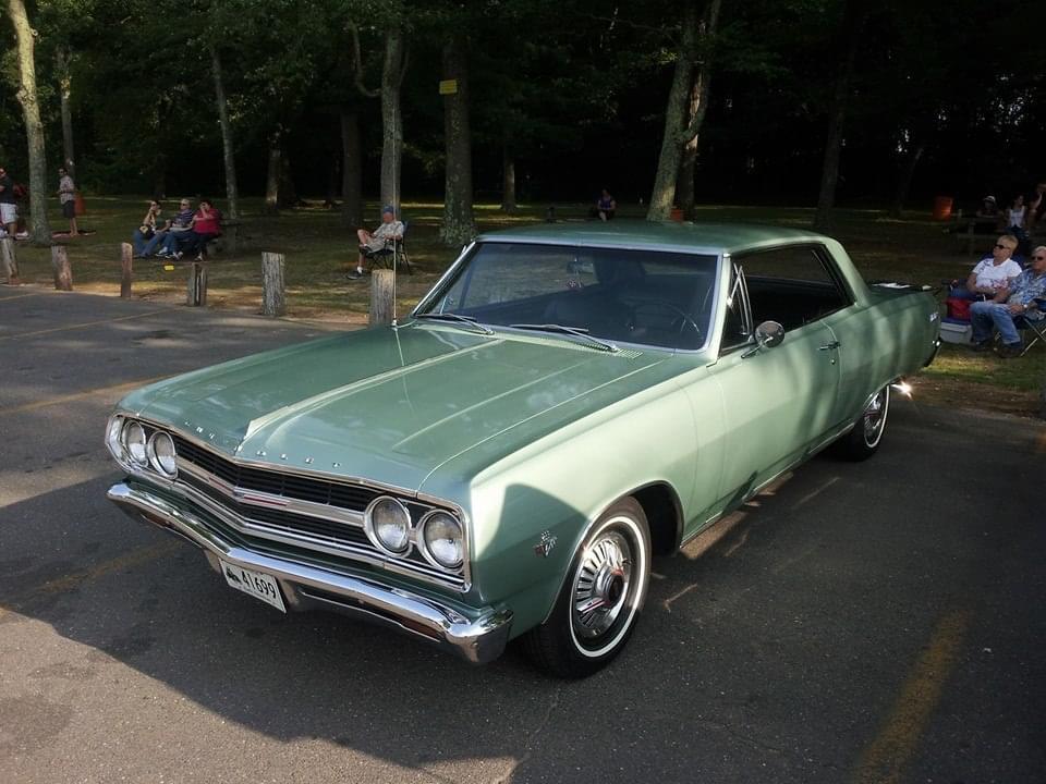 AJ's Car of the Day: 1965  Chevrolet Chevelle Malibu Super-Sport