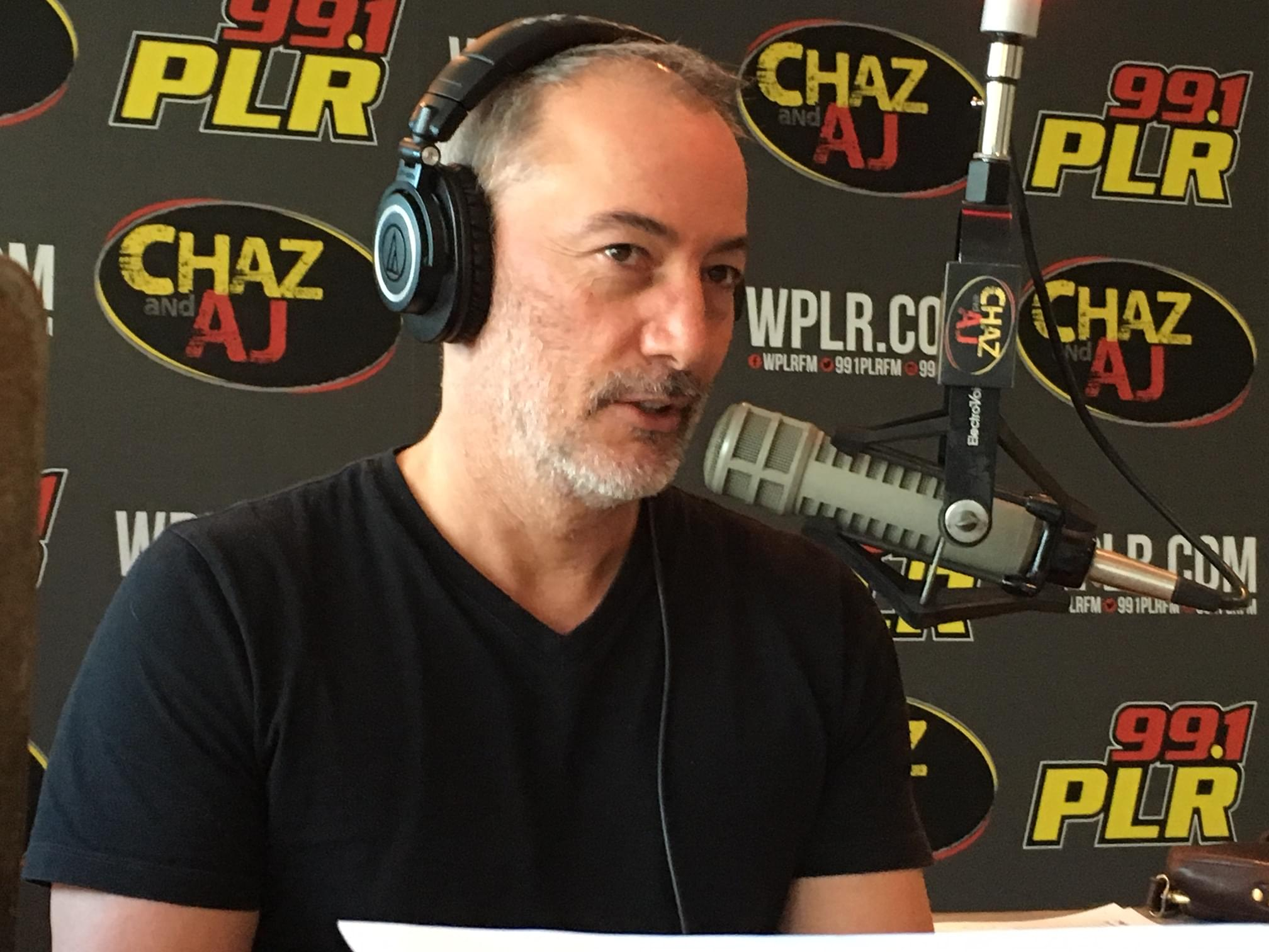 Today on Chaz & AJ: Is it normal for your son to watch porn? Plus crime author Anne K. Howard on the phone.