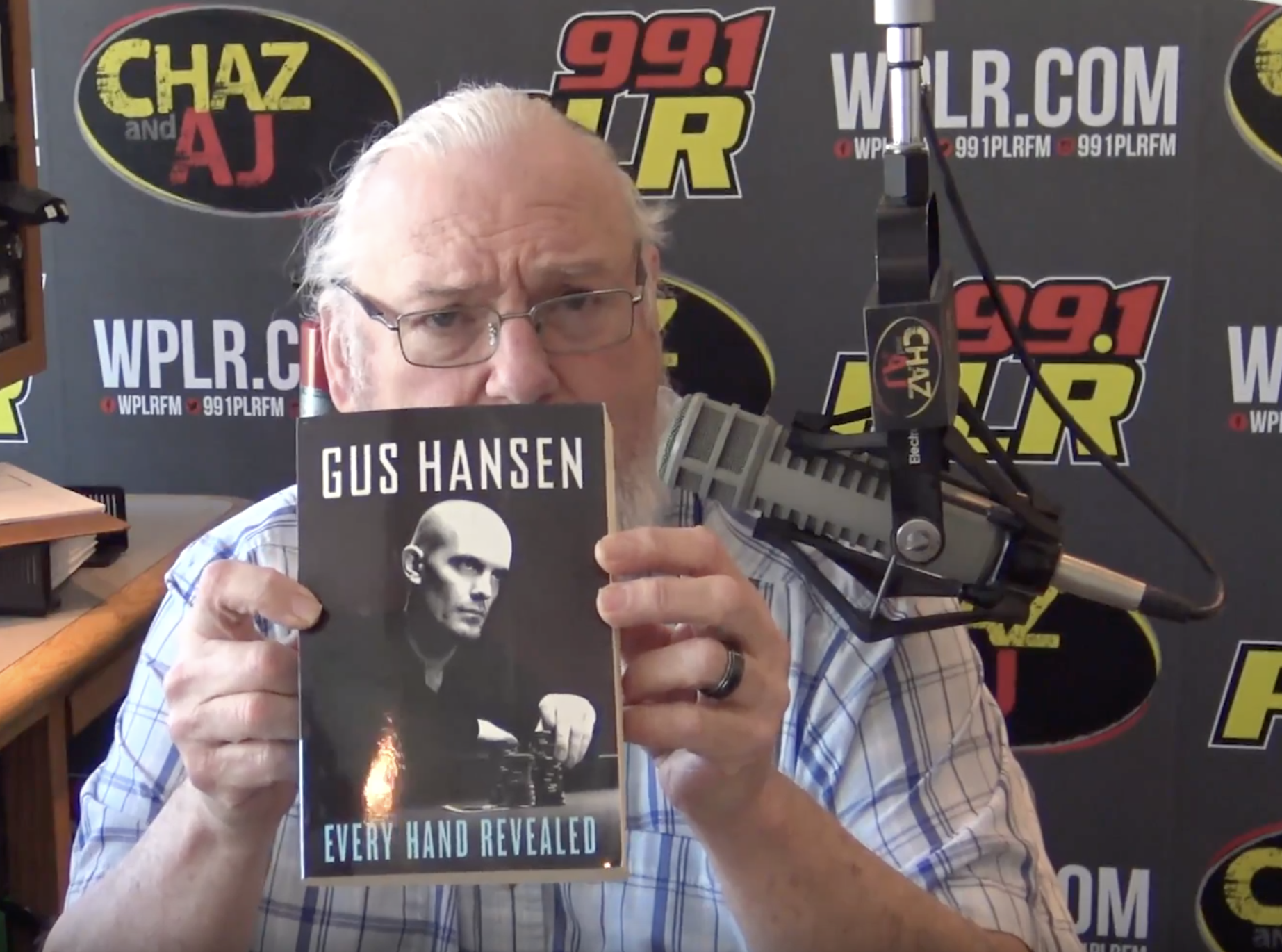 """Wiggy's Book Review: Gus Hansen's """"Every Hand Revealed"""""""