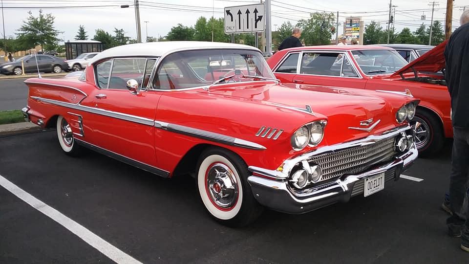 AJ's Car of the Day: 1958 Chevrolet Impala 2-Dr. Hardtop