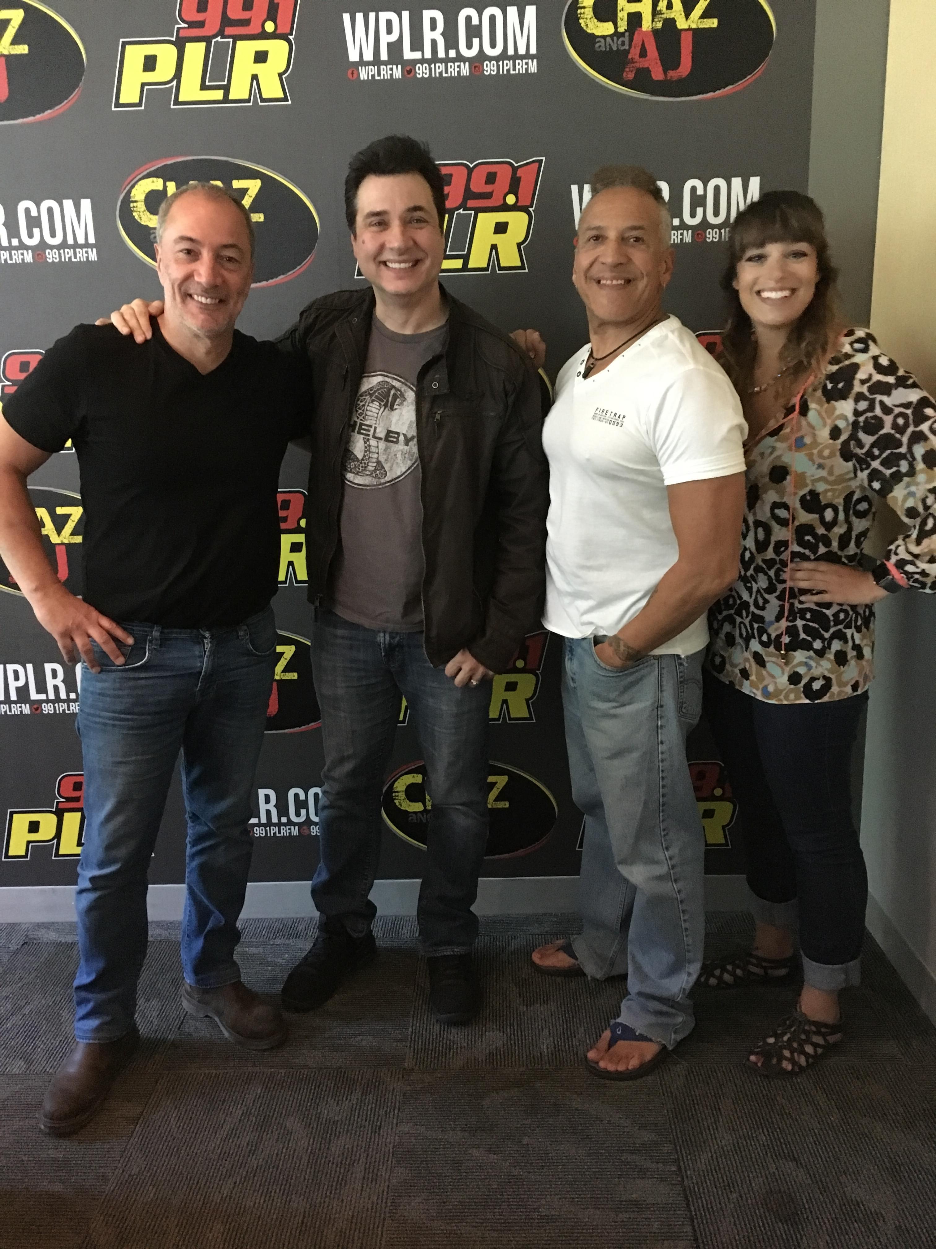 PODCAST – Monday, June 24: Adam Ferrara Stops By, A Hot Air Balloon Crash, And AJ's Sleeping Set Up